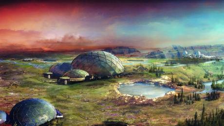 Terraformare Marte grazie ai nuovi organismi