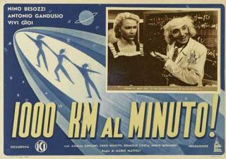 IL CINEMA ITALIANO CHE NON TI ASPETTI # 1: MILLE CHILOMETRI AL MINUTO!