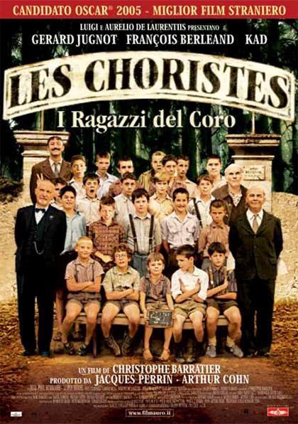 I ragazzi del coro è un film misurato come pochi, piccolo gioiello del cinema francese.