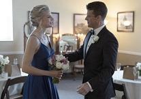 """""""Chicago Fire 8"""" foto: un matrimonio avvicinerà Casey e Brett?"""