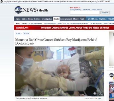 Bambino di due anni si salva dal tumore cerebrale e dai devastanti effetti della chemioterapia grazie alla somministrazione di olio di canapa