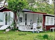Nordic style–una casetta mezzo bosco
