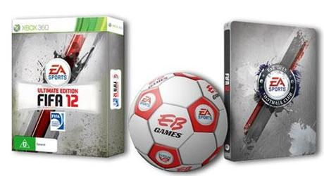Annunciato Fifa 12 Ultimate Edition