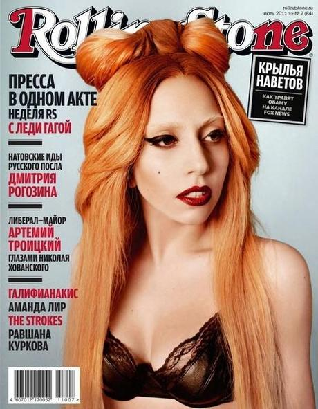 Rolling Stone - July / 2011 (Russia)