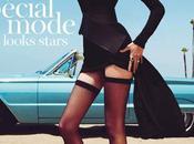 Lara Stone sulla cover Vogue Paris Agosto 2011