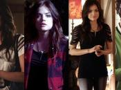 Pretty Little Liars 2×04 'Blind Dates': Aria's Outfits