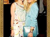 Mary Kate Ashley Olsen debuttano Party
