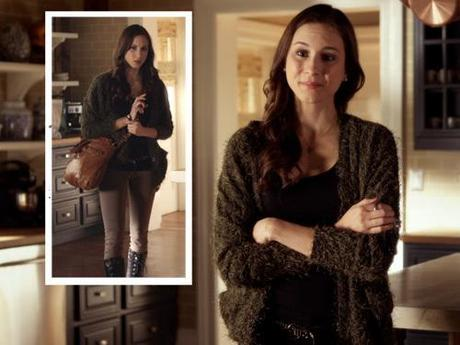 Pretty Little Liars 2×04 'Blind Dates': Spencer Outfit's