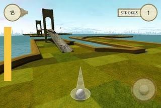 -GAME-Gioca a minigolf con l'app Gatsby's Golf