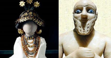 Trucco e costume nell'area Mesopotamica: i Sumeri, gli Ittiti, i Babilonesi e gli Assiri