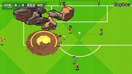 Super Arcade Football, nuova anteprima