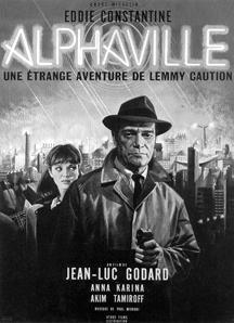 Agente Lemmy Caution: Missione Alphaville (1965)