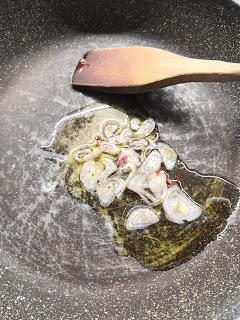 Risotto con broccoletti e salsiccia