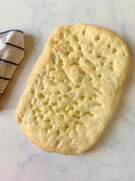 Ricetta focaccia senza glutine con Bimby