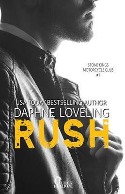 Cover Reveal - RUSH di Daphne Loveling