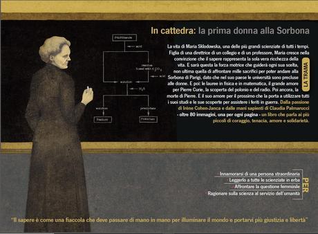 Marie Curie. Nel paese della Scienza