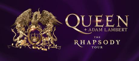 """QUEEN (+ ADAM LAMBERT) POSTICIPANO """"THE RHAPSODY TOUR IN EUROPA"""". LA DATA ITALIANA SLITTA AL 2021"""