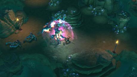Titan Quest, anche Atlantis approda su console