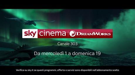 Sky Cinema DreamWorks, un canale dedicato al meglio delle animazioni