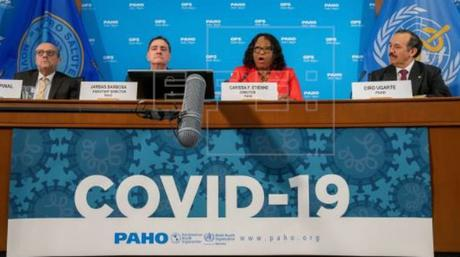 OPS envía misiones de apoyo a países con sistemas de salud débiles ...