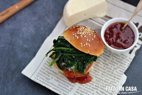 Panini Per Burgers Fatti in Casa