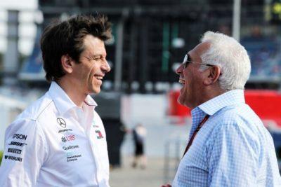 F1   Toto Wolff dirà addio alla Mercedes?