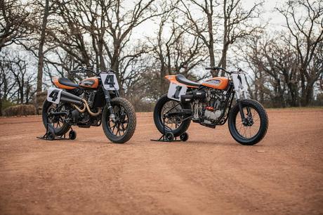 Harley-Davidson XG 750R Factory Flat Track Team 2020