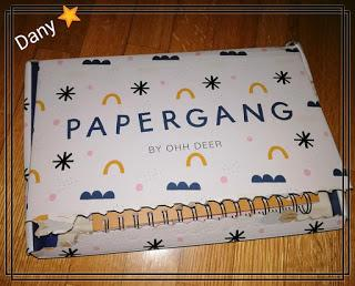 PAPERGANG MARZO 2020 UNBOXING – OHH DEER