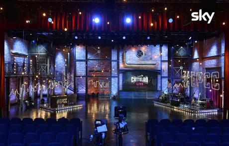 Sky, il debutto in diretta di EPCC in crescita di ascolti su stagione precedente