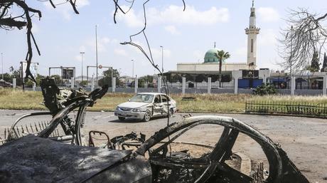 ONU condanna l'attacco missilistico all'ospedale di Tripoli ...