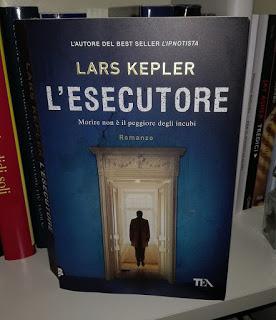 RECENSIONE L'ESECUTORE DI LARS KEPLER