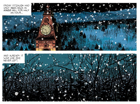 Ed Brubaker annuncia il lancio di Friday, graphic novel realizzata con Marcos Martin e disponibile adesso on-line!