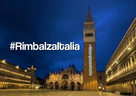 #RimbalzaItalia è Resilienza. Venezia propone strategie per contrastare l'emergenza e ripartire con nuovo slancio