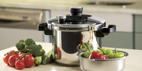 Pentola a pressione: come usarla? perché la consiglio in cucina?