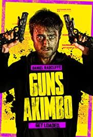 Guns Akimbo Poster