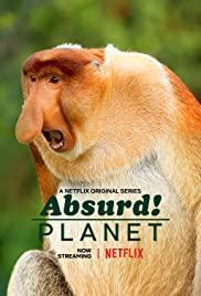 Pianeta assurdo Poster