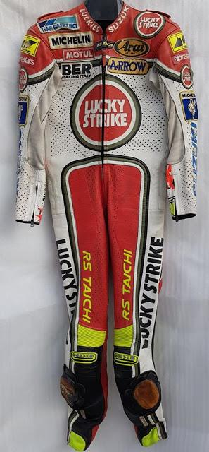RS Taichi Racing Suit Kevin Schwantz 1992