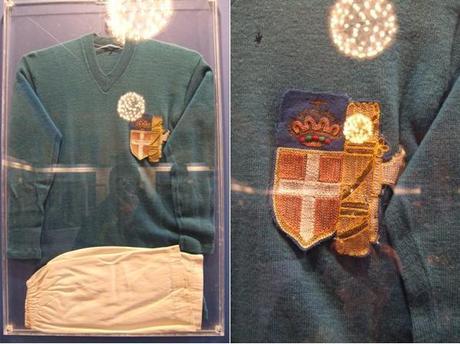 La maglia azzurra compie 110 anni (ma nasce in realtà bianca)