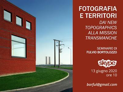 Fotografia e territori.