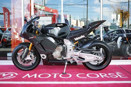 Bimota BB3 Carbon - Moto Corse