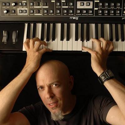 """LIQUID TENSION EXPERIMENT - Jordan Rudess suona al piano """"Kindred Spirits"""""""