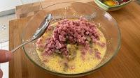 Piccole frittatine con carciofi e pecorino