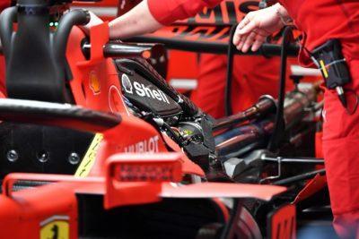 F1 | La Ferrari ha incontrato la FIA