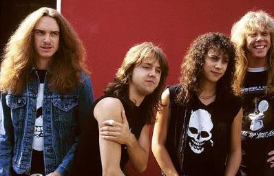 METALLICA - Video del concerto del 1983 a Chicago