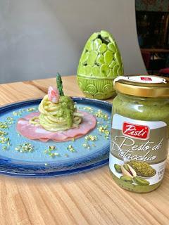 Mangia Italiano, la ricetta dello chef Peppe Barone con il pesto di pistacchio