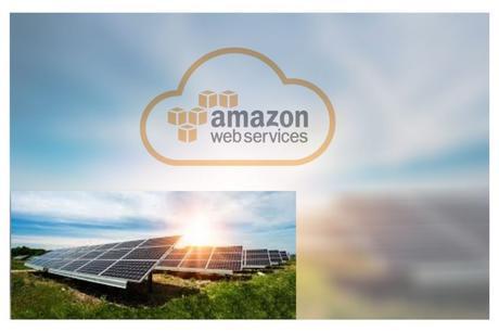 I cinque grandi progetti solari di Amazon per alimentare i suoi data center
