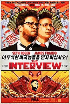 The interview - Evan Goldberg, Seth Rogen (2014)