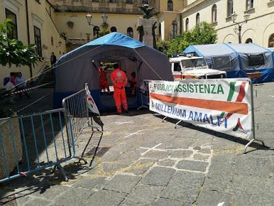 Amalfi Test tampone Covid19