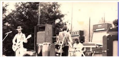 La Corte dei Miracoli, band savonese dei primi anni '70