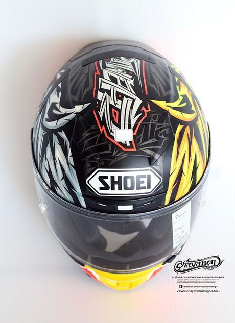 Shoei X-14 (X-Spirit III)